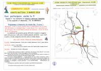 CAMMINATA DOLCE RINVIATA AL 24.03.2018